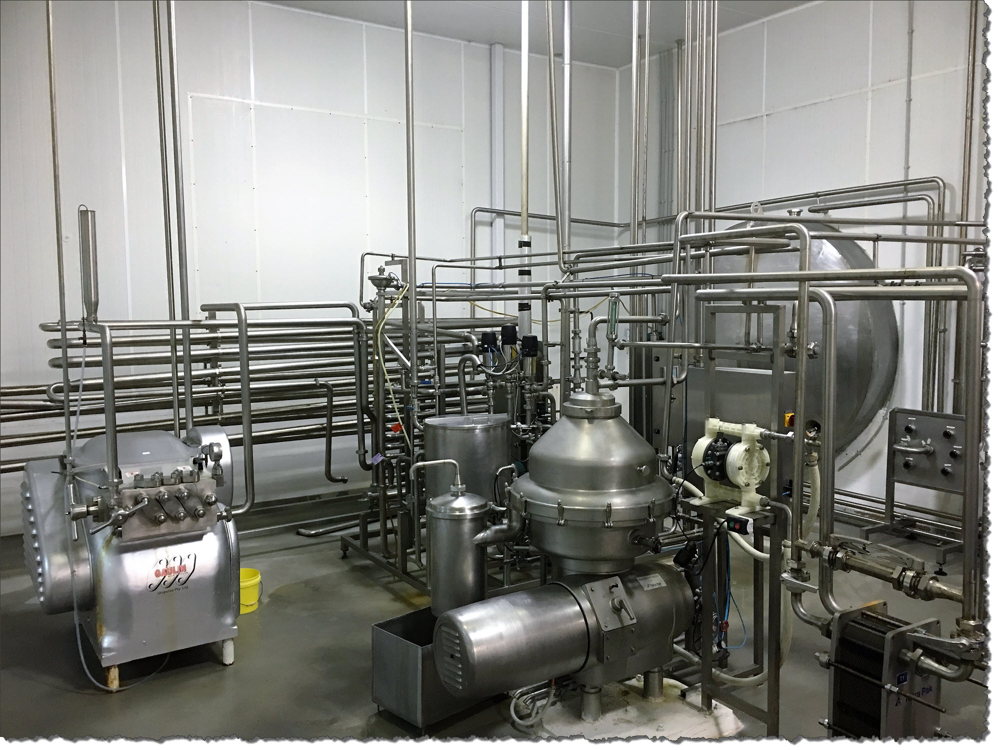 Dairy Installations and Maintenance